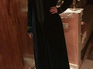 Djellaba mabra marocaine
